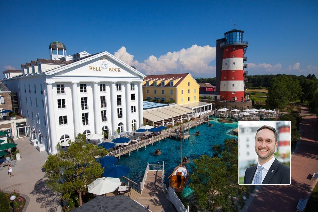 Testimonial für ONM von Steffen Waldmann Europa-Park Hotels