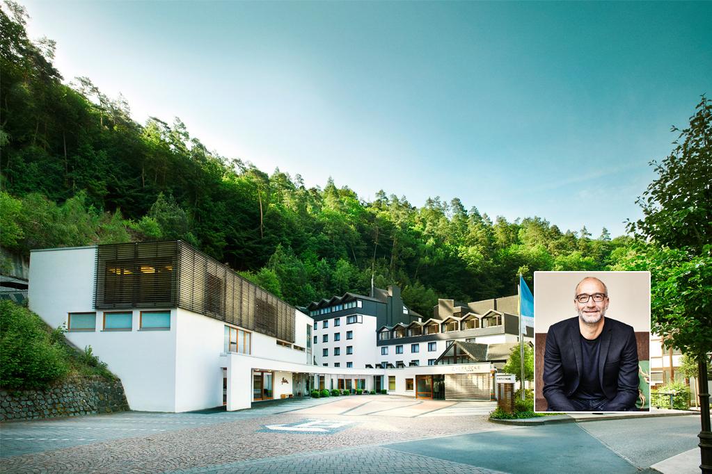 Testimonial für ONM von Olaf Gstettner Hotel Zugbrücke Grenzau