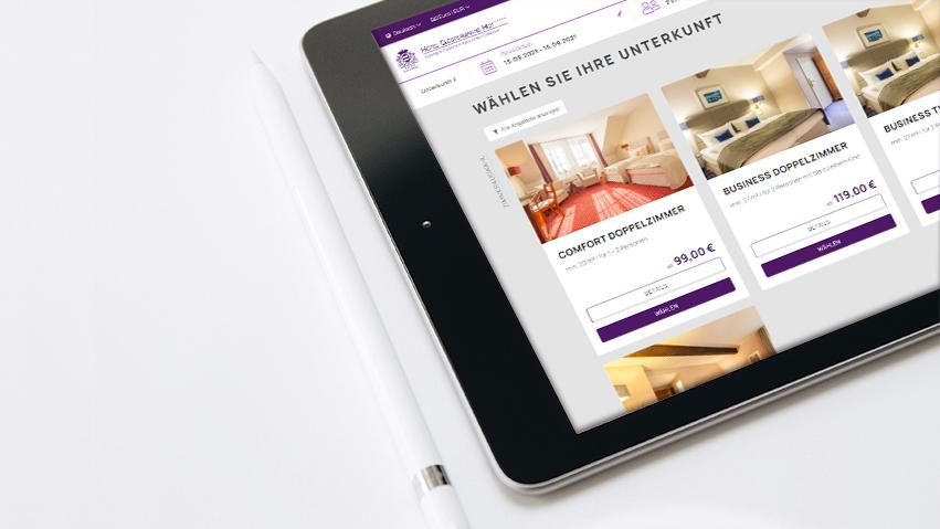 Neuer Kunde für hotelsuite IBE